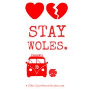 [Love Heart] [Broken Heart] stay woles.  [Campervan] .