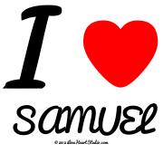 I [Love Heart] Samuel