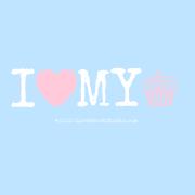 I [Love Heart] My [Cupcake]