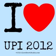I [Love Heart] Upi 2012