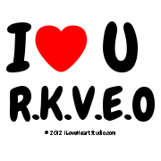 I [Love Heart] U R.k.v.e.o