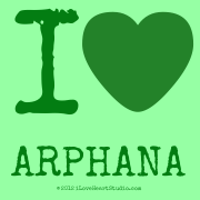I [Love Heart] Arphana
