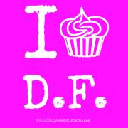 I [Cupcake] D.f.