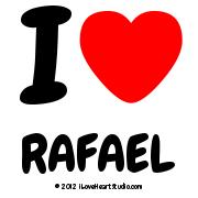 I [Love Heart] Rafael