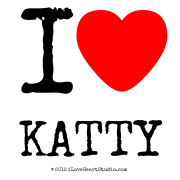 I [Love Heart] Katty