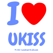 I [Love Heart] Ukiss