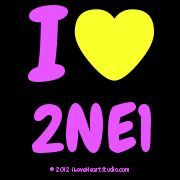 I [Love Heart] 2ne1