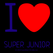I [Love Heart] Super Junior