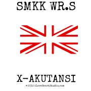 Smkk Wr.s [UK Flag] X-akutansi