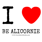 I [Love Heart]  Be Alicornie