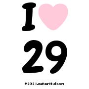 I [Love Heart] 29