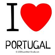 I [Love Heart] Portugal