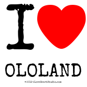 I [Love Heart] Ololand