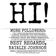 Hi!  Apologies For The Cold Outreach! I Thought I Would Contact You And See If You Needed Any Help With Your Instagram Growth. We Are A Small And Friendly Agency Specialized In Instagram Marketing. We Can Generate An Organic Following Of Real, Genuine People, Who Fit Your Target Group.  We Will Target Followers Of Popular Accounts In Your Niche. We Will Engage With The Most Engaged Users By Following Them And Liking Their Most Recent Posts On Their Accounts, And By Doing So Attracting Attention To Your Account.  More Followers: * More Exposure For Your Business, Increase Sales; Reach Highly Targeted Customers For Your Business Who Will Convert Into Clients, Leads And Sales! * Larger Audience For Infuencers; Your Posts Will Reach More People Raising The Value Of Your Posts. * Increase Sales And Brand Awareness; Your Business, Your Name, Your Account Will Be Seen By Thousands Of People A Day. Exposing Potential Buyers To Your Brand Again And Again Is Part Of The Consumer Journey. Our Most Popular Plan Starts At 69 Usd Per Month, For Which You Will Get Around 1000+ Targeted Followers Each Month.  We Have A $1 1 Week Trial: Https://socialgrowth.world If You Have Any Questions, Please Let Me Know. You Can Contact Me At Natalie@socialgrowth.world Or With The Chat On The Website. I