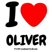 I [Love Heart] Oliver