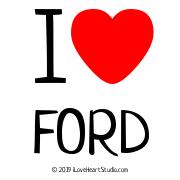 I [Love Heart] Ford