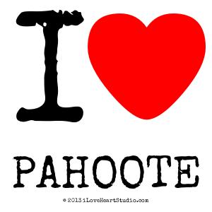 I [Love Heart] Pahoote