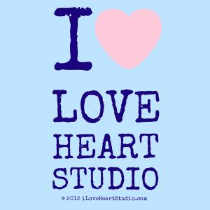 I [Love Heart] Love Heart Studio