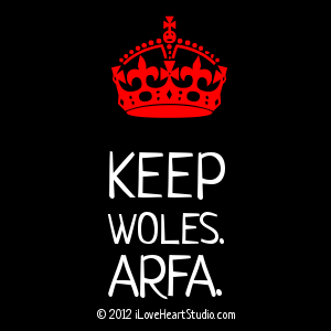 [Crown] Keep Woles. Arfa.