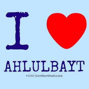 I [Love Heart]  Ahlulbayt