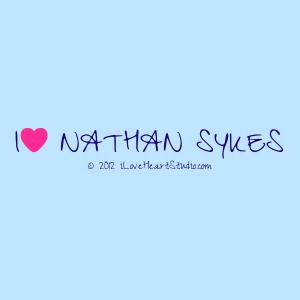 I [Love Heart] Nathan Sykes