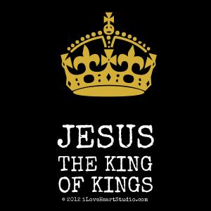 [Crown] Jesus The King Of Kings