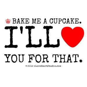 [Cupcake] Bake Me A Cupcake. I