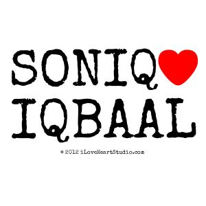 Soniq [Love Heart] Iqbaal