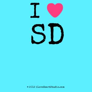 I [Love Heart] Sd