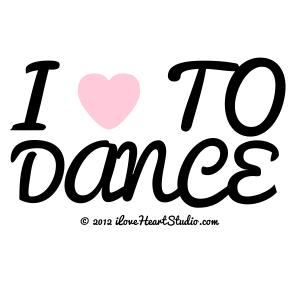 I [Love Heart] To Dance