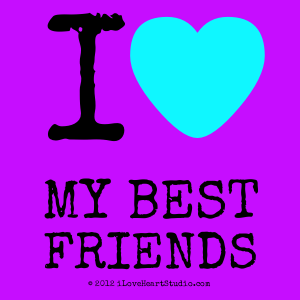 title i love heart my best friends text i my best friends creator ...