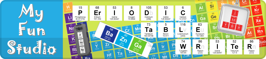 My Fun Studio: Periodic Table Writer
